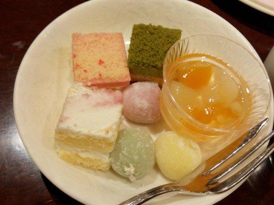 Loisir Hotel Toyohashi: dessert
