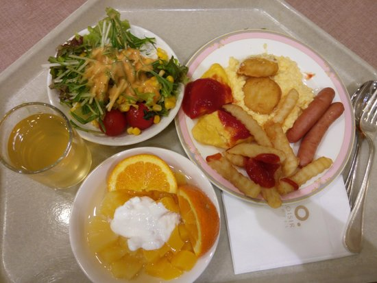 Loisir Hotel Toyohashi : the breakfast