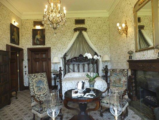 Ashford Castle: Kennedy Suite Room 224