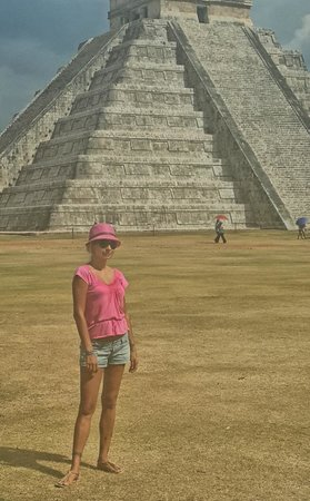 Chichén Itzá : impresionante