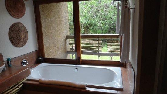 Kapama River Lodge : vista de la hab