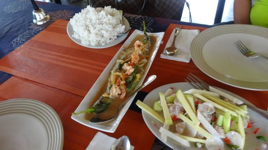 Sarangani Highlands Garden and Restaurant: some of the food