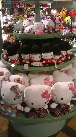 Harrods: Hello Kitty