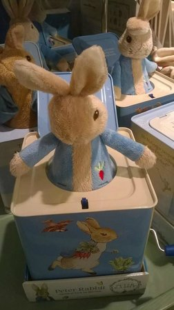 Harrods: Peter Rabbit