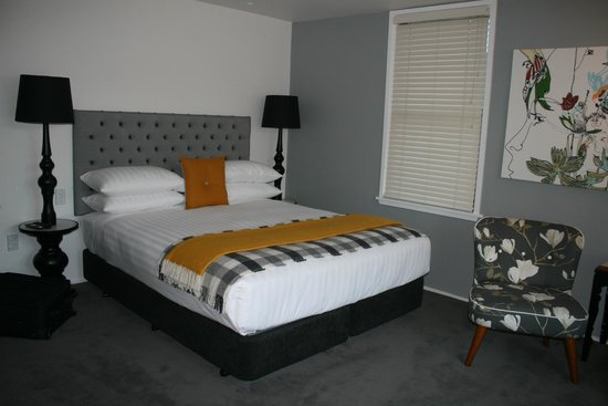 Kaikoura Boutique Hotel: Our Room