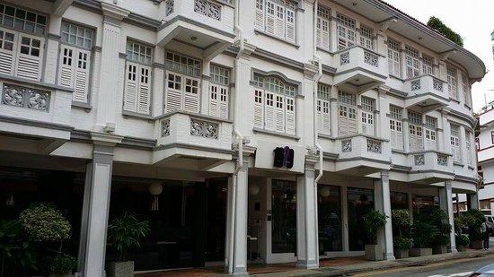Hotel 1929: หน้าโรงแรม