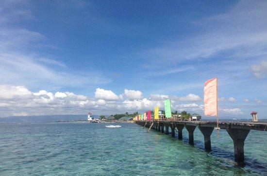 Ocean Dreamer Island Tours : Nasuluan Island.