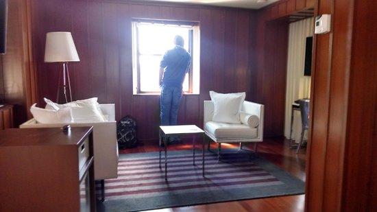 Hudson Hotel New York: Living Area