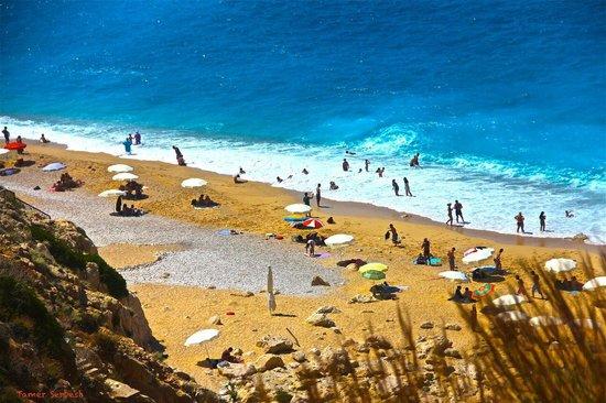Kaputas Beach : Benim için cennet mekan...