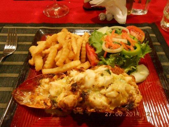 Aviat Club: Lobster Alexander