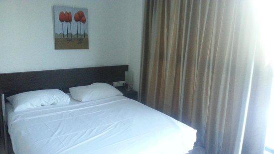 Harbour Ville Hotel: Bed