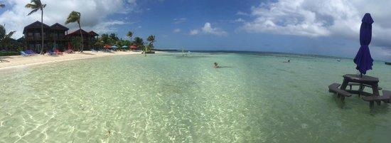 X'tan Ha Resort: Best beach ever