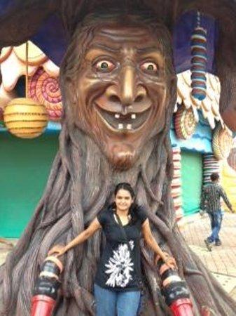 Imagica Theme Park: Magic tree