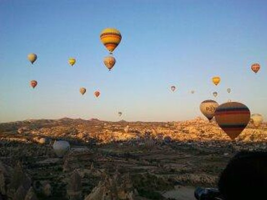 Butterfly Balloons: Meet the sunrise in the air
