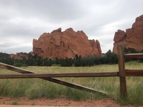 Garden of the Gods: :)