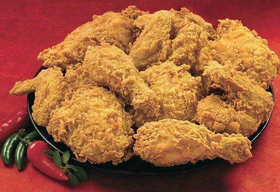 Popeyes Fried Chicken: Fresh Chicken. Do Not Use Frozen Chicken