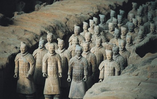 Xi'an Beyond Tours-Xi'an Private One-day Tour