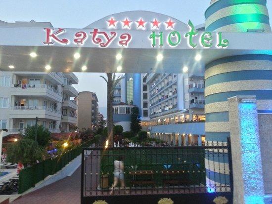 отель катя 5 алания фото