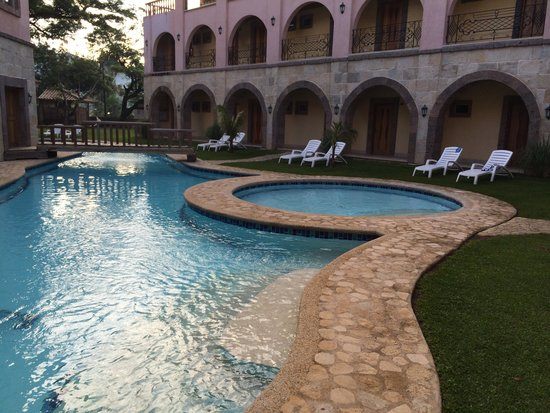 Corto del Mar Hotel: Lovely pool