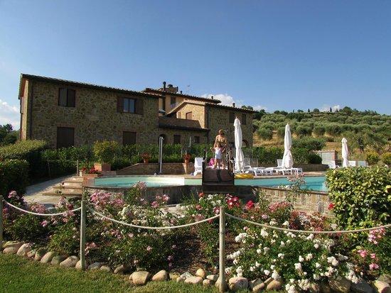 Il Borgo sul Lago : Panorama