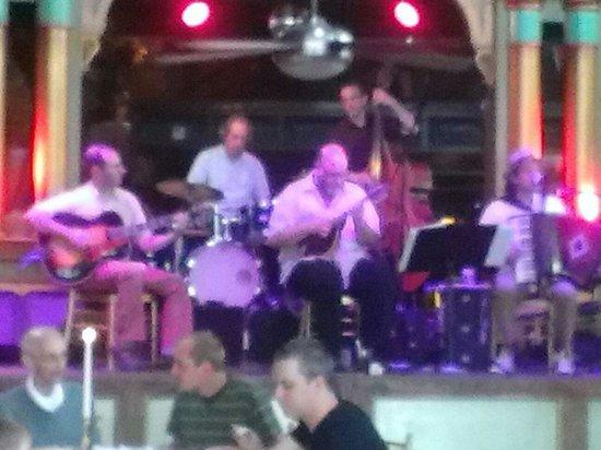 Mr. Lionso Playa Bruja: Good band!