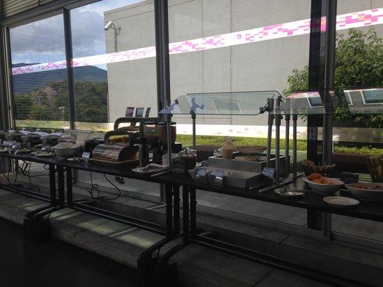 Aloft San Jose Hotel: Breakfast Buffet