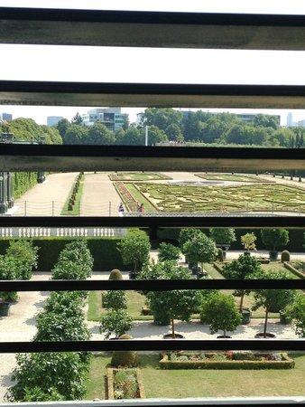 Schloss Schönbrunn: Room with a view