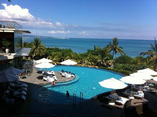 Sheraton Bali Kuta Resort: nice view right