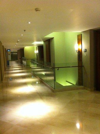 Sheraton Bali Kuta Resort: Hallway