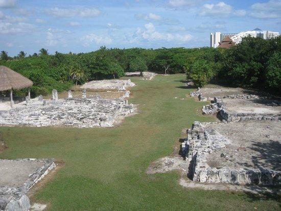 Zona arqueológica El Rey: Эль Рей