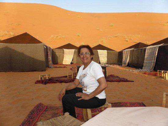 Medina Tours: tende berbere