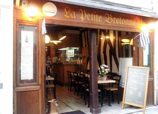 La petite bretonne paris 48 rue mouffetard quartier latin restaurant avis num ro de - 48 rue des ecoles 75005 paris ...