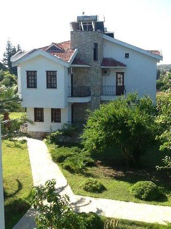 Villa Mercan: hotel