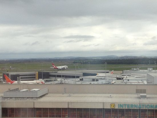 PARKROYAL Melbourne Airport: A380