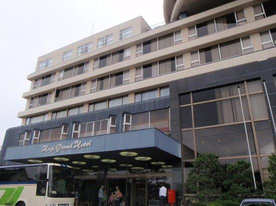 Hagi Grand Hotel Tenku: 外観