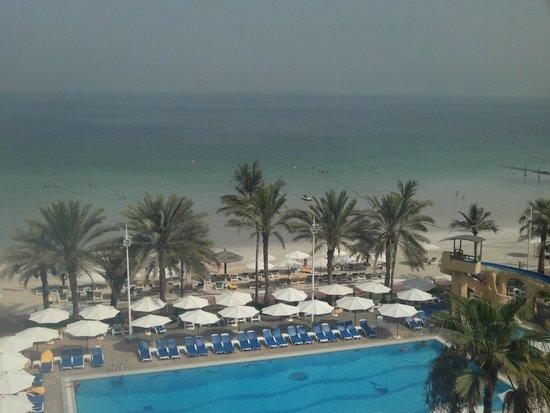 Sharjah Grand Hotel: Hotel