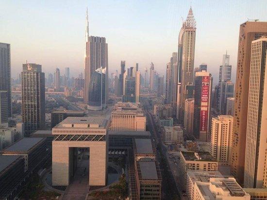 Jumeirah Emirates Towers: So high