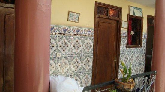 Hotel Imouzzer: Couloir