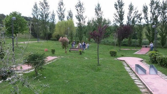 Minigolf San Cipriano: minigolf