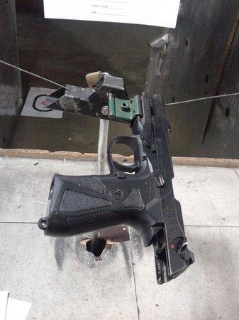 Lone Ranges Shooting Complex: Beretta
