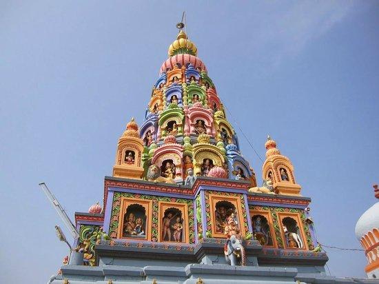 Beed, الهند: Yogeshwari maa temple