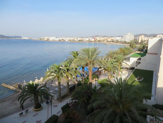Hotel Playasol Maritimo: From room 507