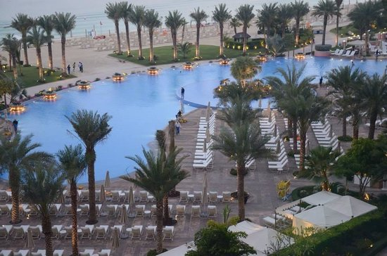 Atlantis, The Palm: From the top