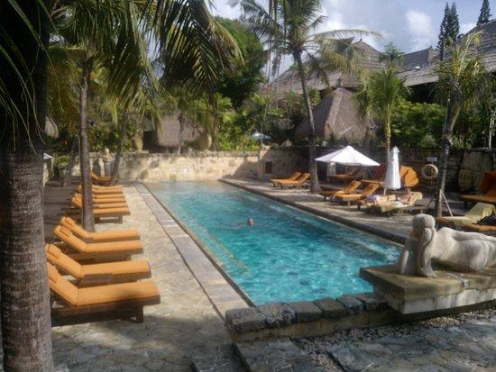 Novotel Bali Benoa : Main pool