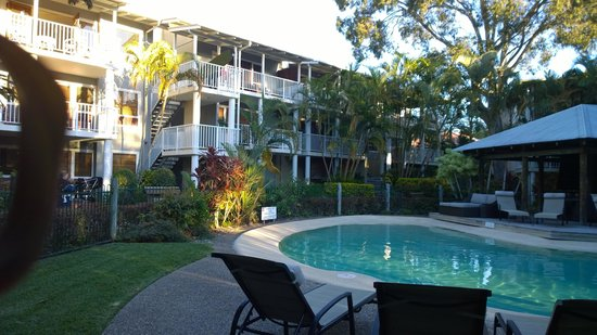 South Pacific Resort Noosa: pool