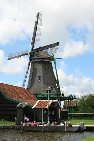 Zaanse Schans : Windmills