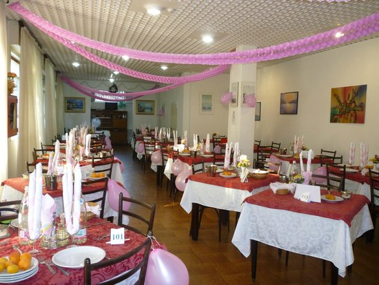 Hotel Tre Pini : ristorante