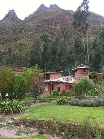 La Casa Del Conde : Peaceful setting