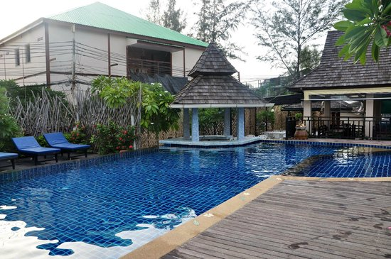 PP Casita: Swimming Pool