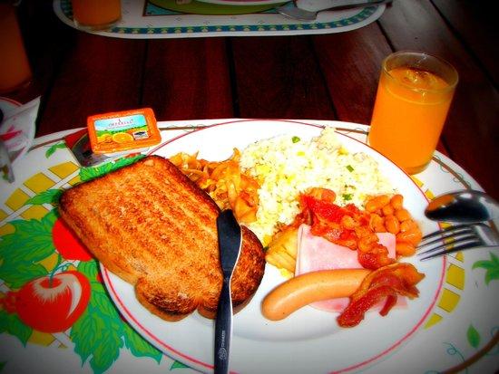 PP Casita: Breakfast